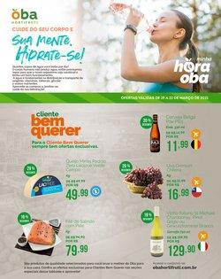 Catálogo Oba Hortifruti em Ribeirão Preto ( Vencido )