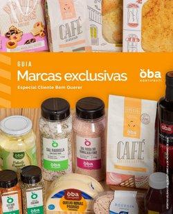 Ofertas de Supermercados no catálogo Oba Hortifruti (  Publicado hoje)