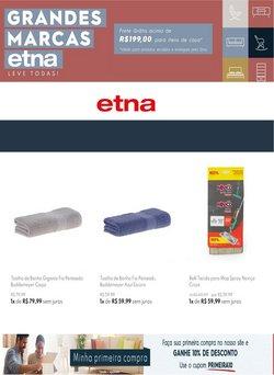 Catálogo Etna (  Publicado ontem)