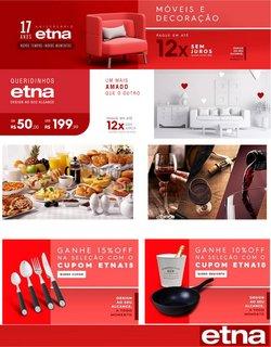 Catálogo Etna (  Publicado hoje)