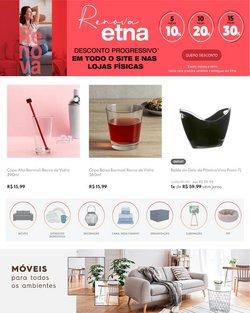 Ofertas de Etna no catálogo Etna (  4 dias mais)