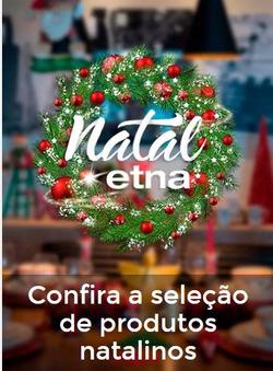 Promoção de Etna no folheto de São Paulo