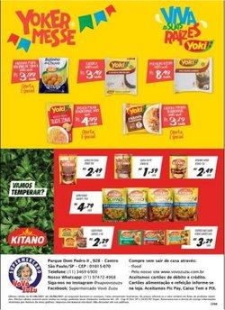 Ofertas de Supermercados no catálogo Vovó Zuzu (  Publicado ontem)