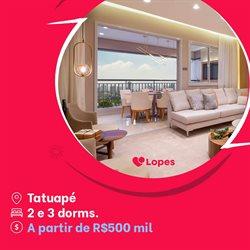 Ofertas Bancos e Serviços no catálogo Lopes Imóveis em Carapicuíba ( 4 dias mais )