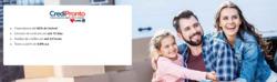 Promoção de Bancos e Serviços no folheto de Lopes Imóveis em Mauá