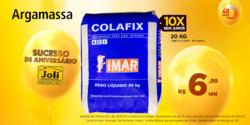 Promoção de Joli no folheto de São Paulo