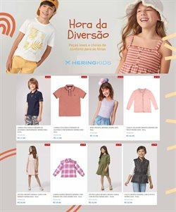 Ofertas Brinquedos, Bebês e Crianças no catálogo Hering Kids ( 16 dias mais )