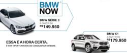 Promoção de BMW no folheto de São Paulo
