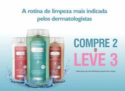 Promoção de Pharmapele no folheto de Recife