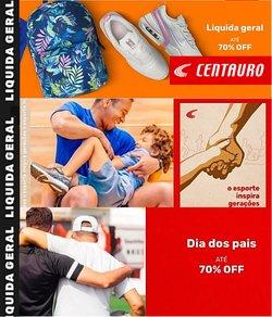 Ofertas de Esporte e Fitness no catálogo Centauro (  Publicado hoje)