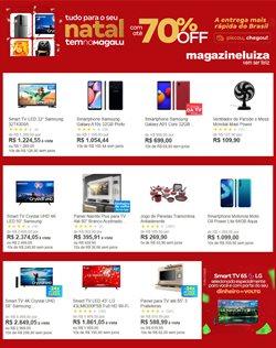 Catálogo Magazine Luiza em Belo Horizonte ( Vencido )