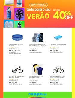 Ofertas Lojas de Departamentos no catálogo Magazine Luiza em Barueri ( 3 dias mais )