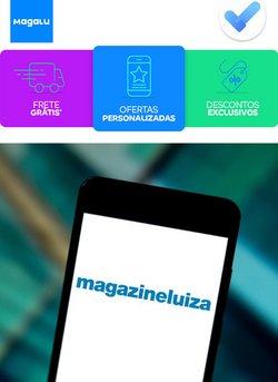 Ofertas Lojas de Departamentos no catálogo Magazine Luiza em Diadema ( Vence hoje )