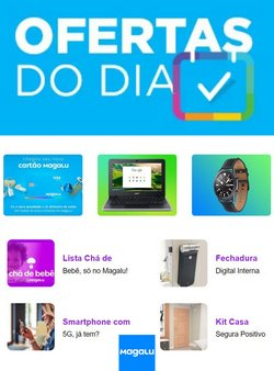 Catálogo Magazine Luiza (  5 dias mais)