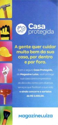 Catálogo Magazine Luiza (  15 dias mais)