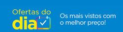 Promoção de Lojas de departamentos no folheto de Magazine Luiza em Teófilo Otoni