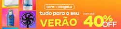 Cupom Magazine Luiza em Maceió ( 4 dias mais )