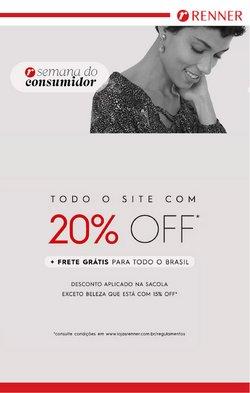 Catálogo Renner em Salvador ( Vencido )