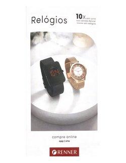 Ofertas de Roupa, Sapatos e Acessórios no catálogo Renner (  11 dias mais)
