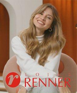 Ofertas de Roupa, Sapatos e Acessórios no catálogo Renner (  23 dias mais)