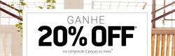 Promoção de Renner no folheto de São Luís