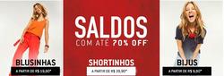 Promoção de Renner no folheto de Lauro de Freitas