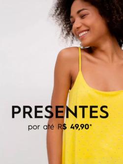 Promoção de Renner no folheto de São Carlos