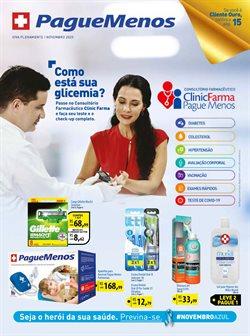 Ofertas Farmácias e Drogarias no catálogo Farmácias Pague Menos ( 2 dias mais )