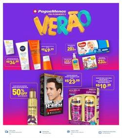 Ofertas Farmácias e Drogarias no catálogo Farmácias Pague Menos em Goiânia ( Publicado a 2 dias )