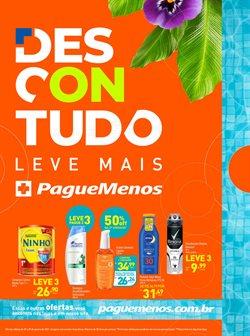 Ofertas Farmácias e Drogarias no catálogo Farmácias Pague Menos em Cachoeirinha ( 4 dias mais )