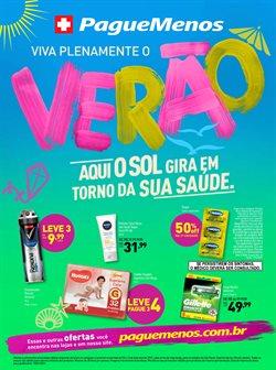 Catálogo Farmácias Pague Menos em Belo Horizonte ( Vencido )