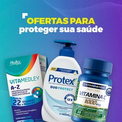 Catálogo Farmácias Pague Menos ( Vence hoje )