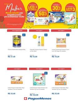 Catálogo Farmácias Pague Menos ( Publicado a 3 dias )