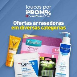 Ofertas Farmácias e Drogarias no catálogo Farmácias Pague Menos em Canoas ( Vence hoje )