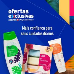 Catálogo Farmácias Pague Menos (  Vencido)