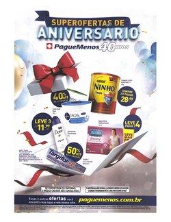 Catálogo Farmácias Pague Menos (  6 dias mais)