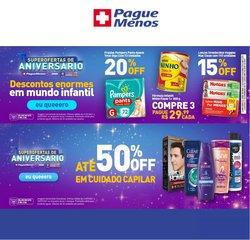 Ofertas de Farmácias Pague Menos no catálogo Farmácias Pague Menos (  7 dias mais)