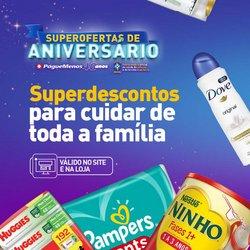 Catálogo Farmácias Pague Menos (  5 dias mais)