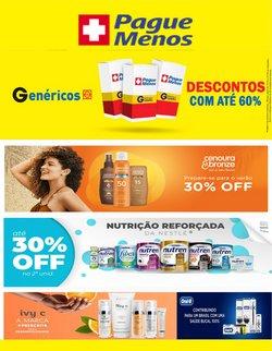 Catálogo Farmácias Pague Menos (  2 dias mais)