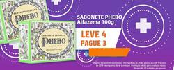 Promoção de Farmácias e Drogarias no folheto de Farmácias Pague Menos em Feira de Santana