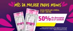 Promoção de Farmácias Pague Menos no folheto de Rio de Janeiro