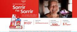 Promoção de Farmácias e Drogarias no folheto de Farmácias Pague Menos em Guarapuava
