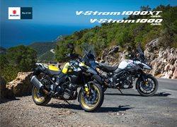 Promoção de Suzuki Motos no folheto de Belo Horizonte