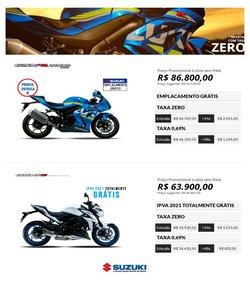 Catálogo Suzuki Motos ( Publicado a 2 dias )