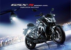 Catálogo Suzuki Motos (  Mais de um mês)