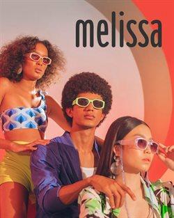 Catálogo Melissa ( Mais de um mês )
