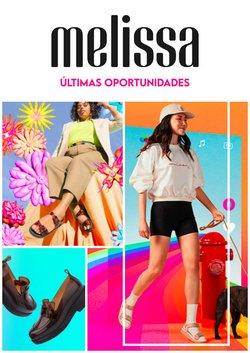 Catálogo Melissa (  15 dias mais)