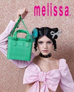 Ofertas de Melissa no catálogo Melissa (  18 dias mais)
