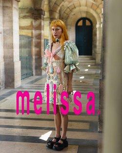 Ofertas de Melissa no catálogo Melissa (  30 dias mais)