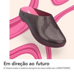 Promoção de Melissa no folheto de São Paulo